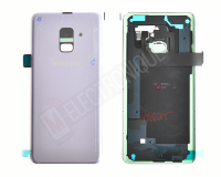 VITRE ARRIERE VIOLET / ORCHID GREY SAMSUNG GALAXY A8 2018