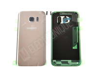 VITRE ARRIERE GOLD SAMSUNG GALAXY S7