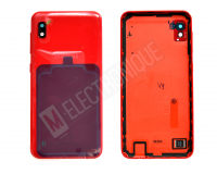 CACHE ARRIERE ROUGE SAMSUNG GALAXY A10