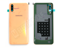 CACHE ARRIERE FLAMINGO ROSE SAMSUNG GALAXY A50