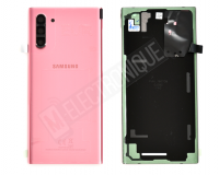 VITRE ARRIERE ROSE SAMSUNG GALAXY NOTE 10