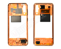 CHASSIS INTERMEDIARE ORANGE SAMSUNG GALAXY A50