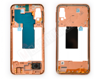 CHASSIS INTERMEDIARE ORANGE SAMSUNG GALAXY A40
