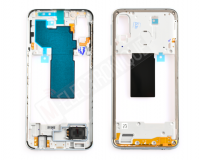 CHASSIS INTERMEDIARE BLANC SAMSUNG GALAXY A40