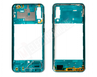 CHASSIS INTERMEDIAIRE VERT SAMSUNG GALAXY A30S