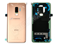 VITRE ARRIERE GOLD SAMSUNG GALAXY S9+