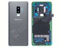 VITRE ARRIERE GRISE SAMSUNG GALAXY S9+