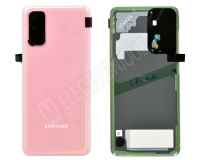 VITRE ARRIERE ROSE SAMSUNG GALAXY S20 5G